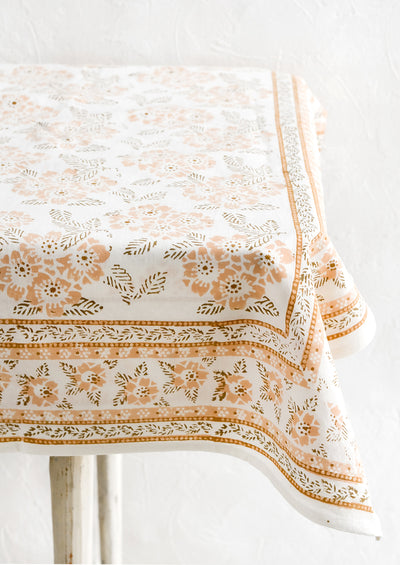 Desert Rose Tablecloth hover