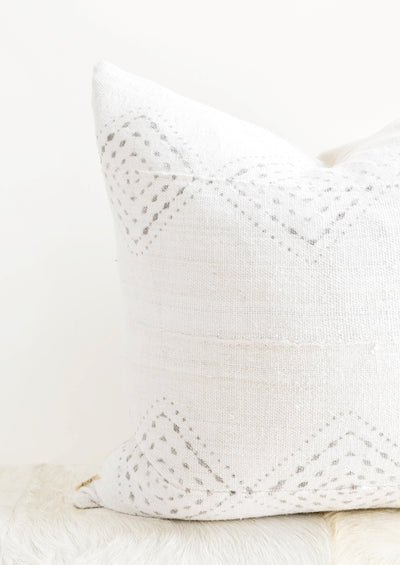 Diamante Mudcloth Pillow