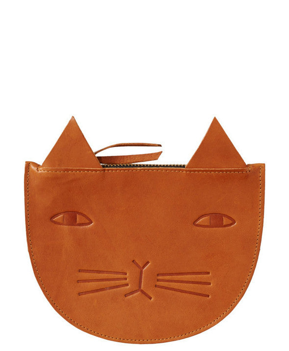 Mog Kitty Zip Pouch - LEIF