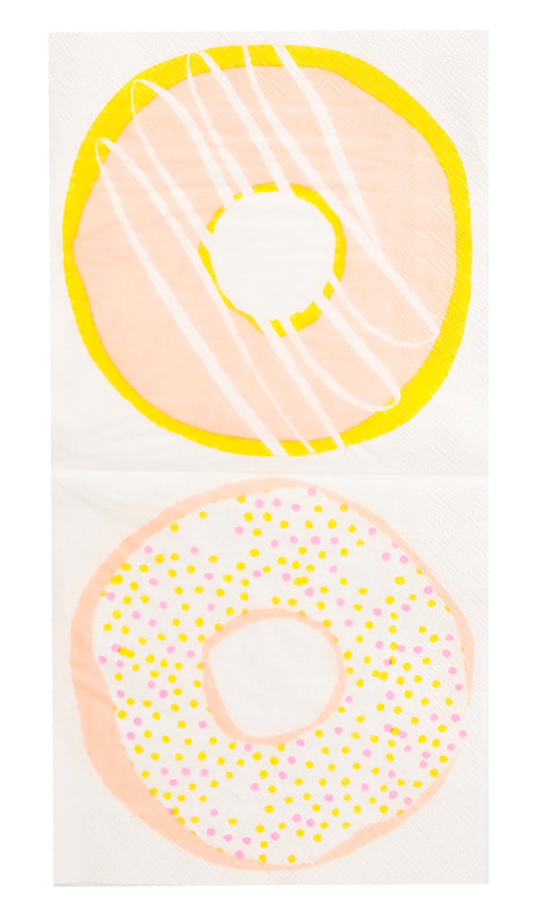 Donut Paper Napkins - LEIF
