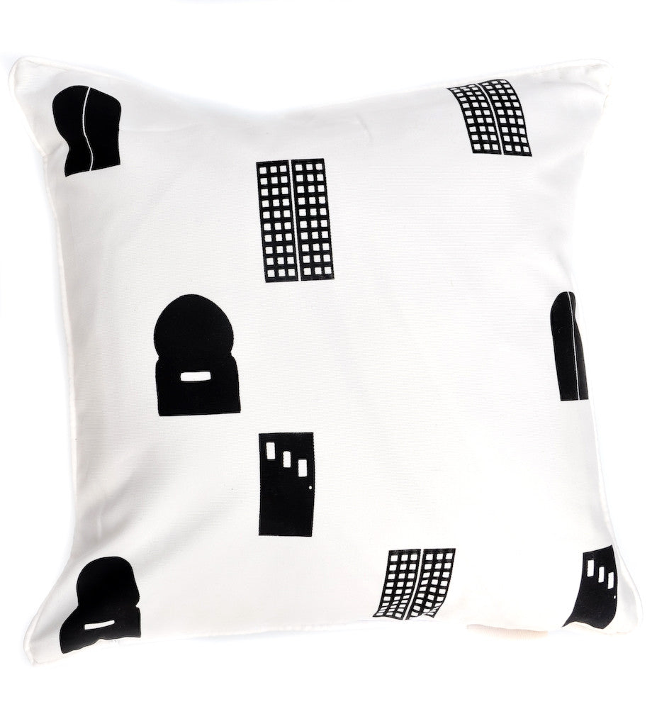 Doors Cushion Cover