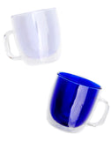 Double Wall Glass Mug - LEIF