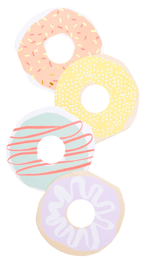 Donut Card Set - LEIF