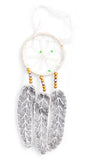 Feathered Dreamcatcher Ornament - LEIF