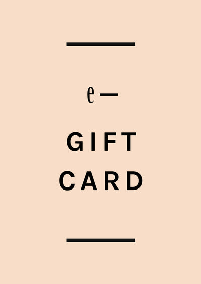 e-Gift Card in  - LEIF