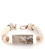 Fundamental Bracelet in Pumice - LEIF
