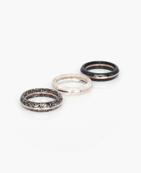 Orbit Stacking Ring Set - LEIF