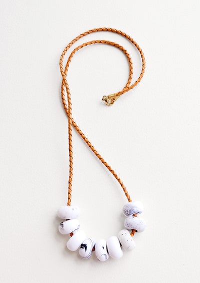 Blanche Necklace in  - LEIF