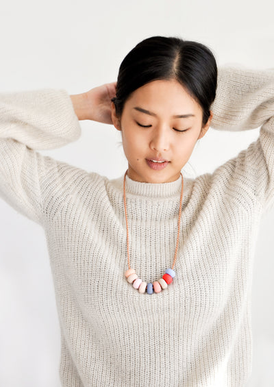 The Color Curator Necklace hover