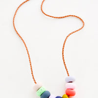 The Color Curator Necklace in Summer Fair - LEIF