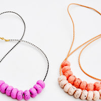Speckled Messina Necklace - LEIF
