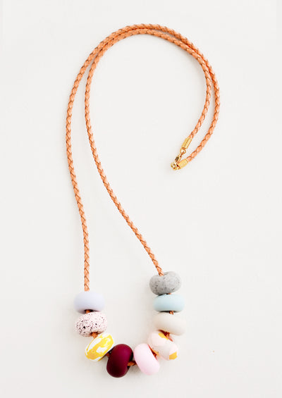 Smokebush Necklace