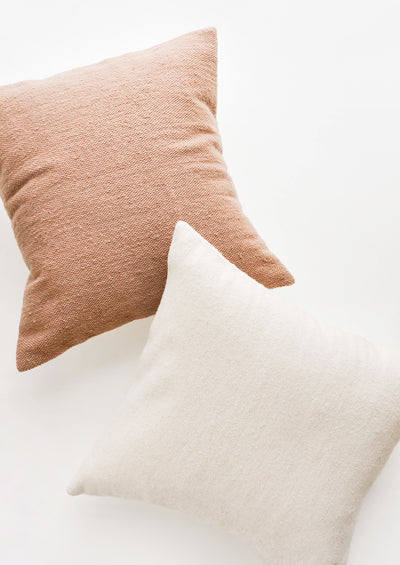 Pampa Wool Pillow in  - LEIF