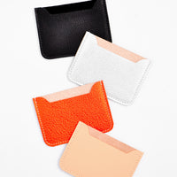 Essential Leather Card Holder - LEIF