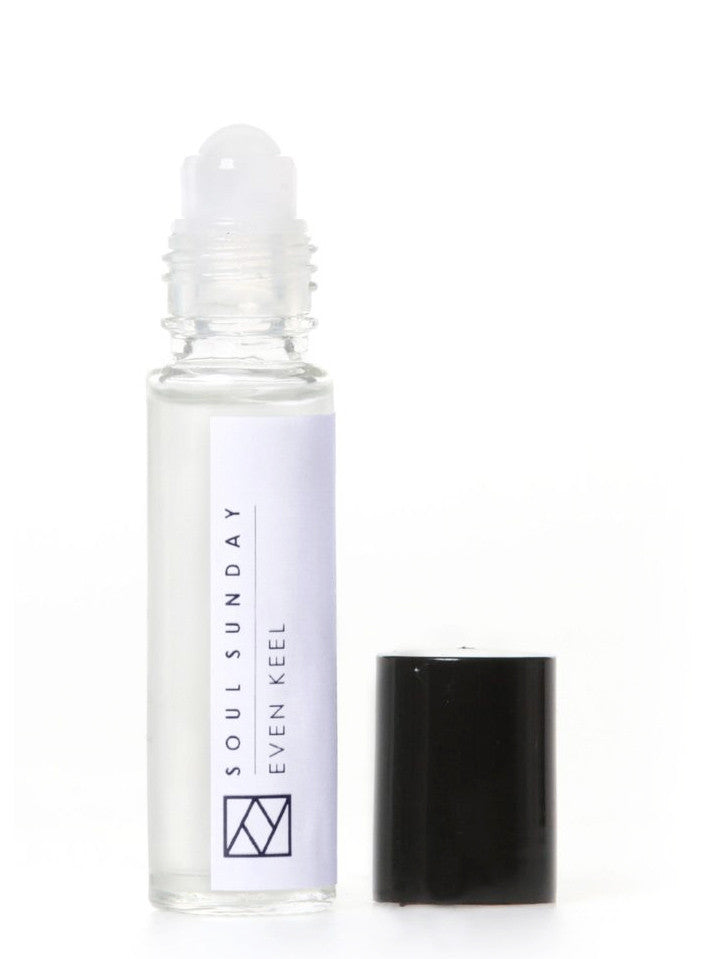 Even Keel: Aromatherapy Oil Rollerball in Even Keel - LEIF