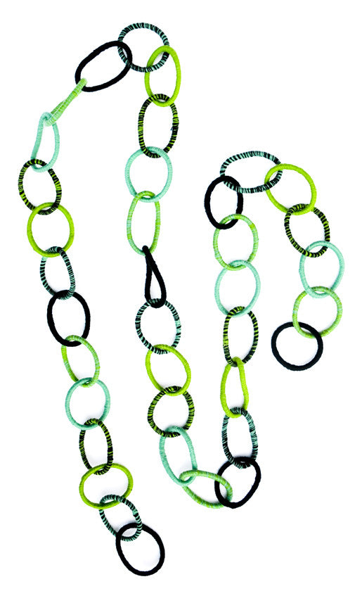 Evergreen Threadlink Garland