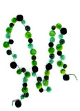 Evergreen Pompom Garland - LEIF