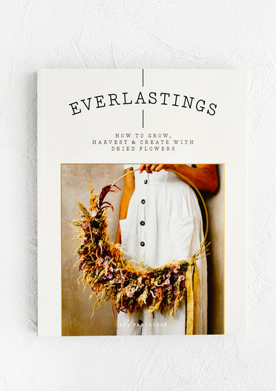 """Everlastings"" Dried Flower Craft Book"