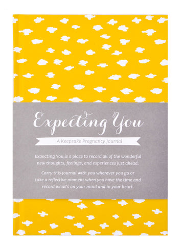 Expecting You Pregnancy Journal - LEIF