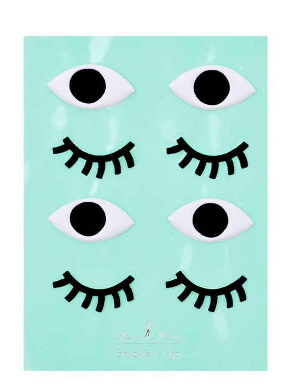 Eyes Puffy Stickers - LEIF