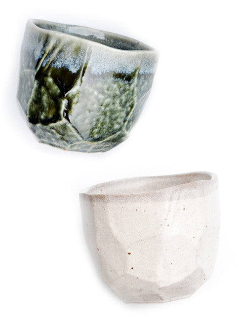 Faceted Boulder Cup - LEIF