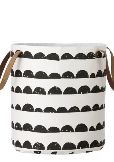 Half Moon Storage Basket - LEIF