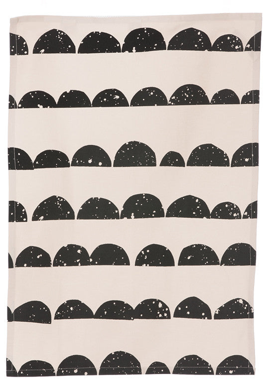 Half Moon Tea Towel - LEIF