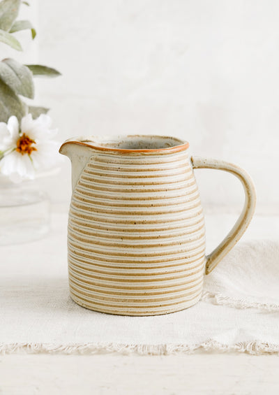 Ferndale Ceramic Pitcher
