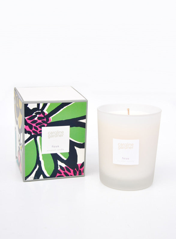 Pattern Pop Candle - LEIF