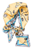 Field Thistle Oblong Scarf - LEIF