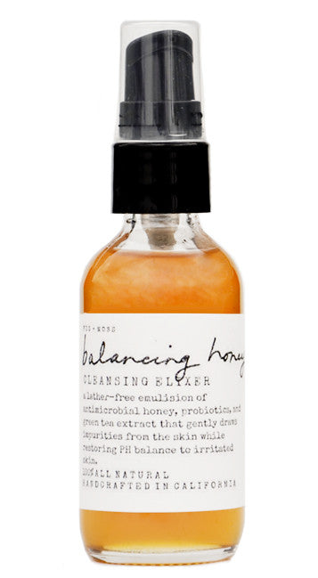 Balancing Honey Facial Cleanser - LEIF