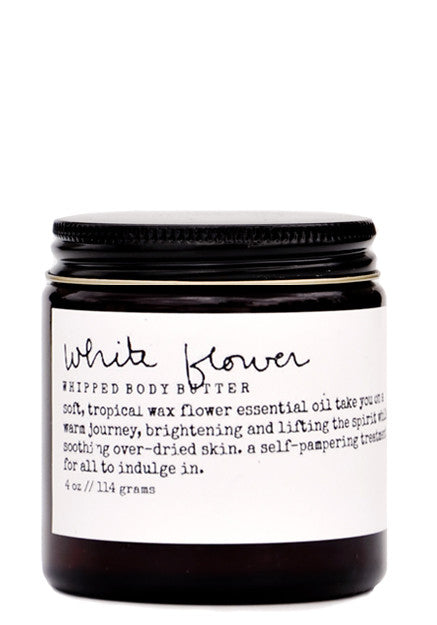 Whipped Body Butter - LEIF