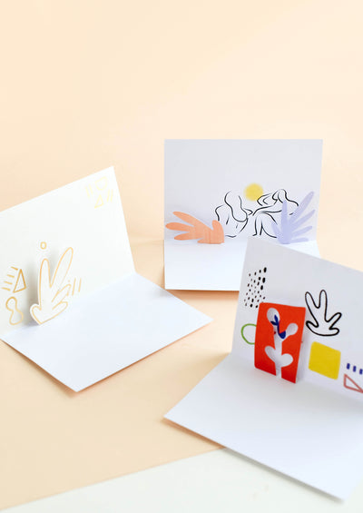 Figures Pop Up Card Set hover