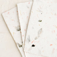 1: Flower Paper Notecard Set