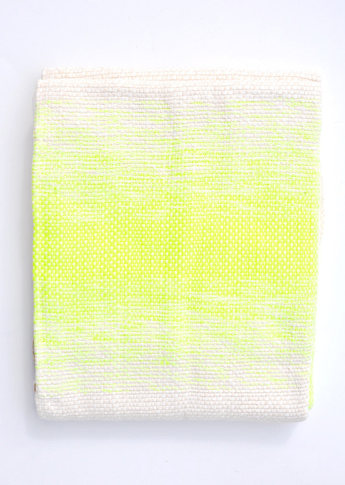 Fluoro Fringe Throw - LEIF