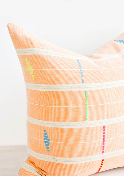 Fluoro Strip Cloth Pillow hover
