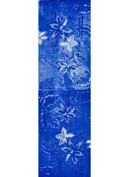 Folk Floral Table Runner
