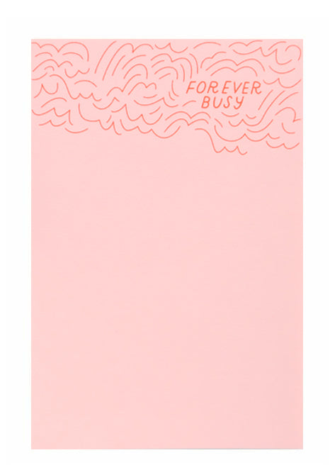 Neon Daydream Notepad - LEIF