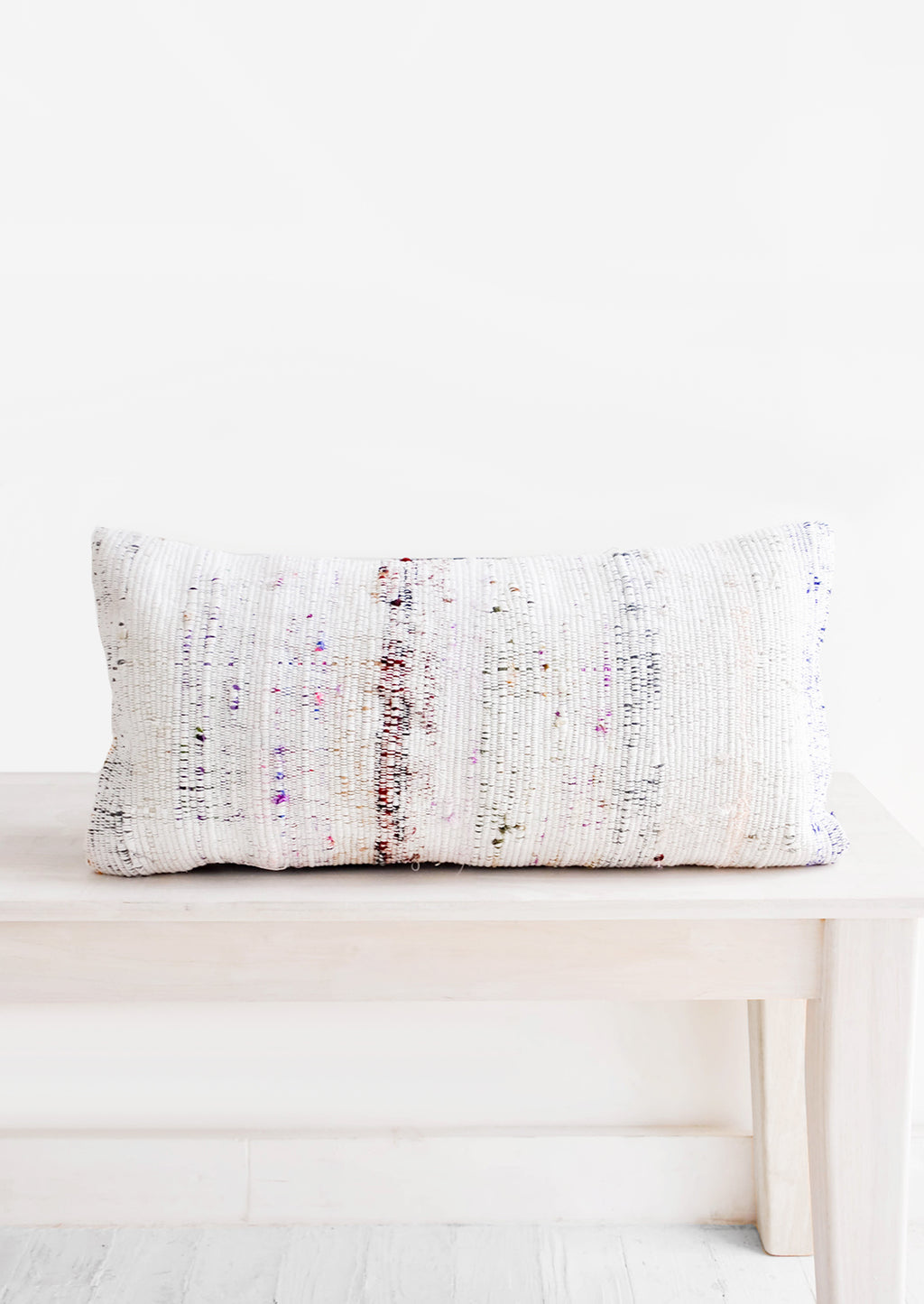 2: Found Scraps Pillow No. 23 in  - LEIF