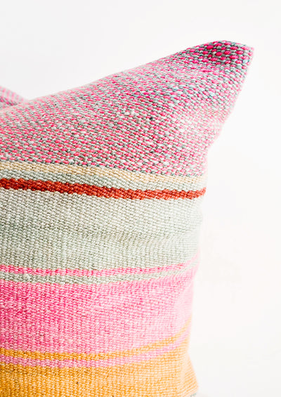 Frazada Pillow in Cuyamaca Stripe