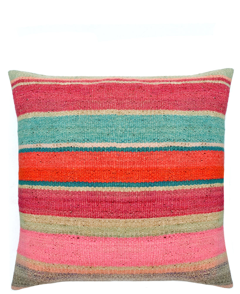 "1: Bolivian Frazada Pillow in Mendocino, 22"" in  - LEIF"