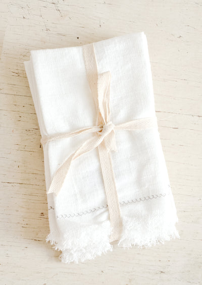 French Cotton Napkin Set