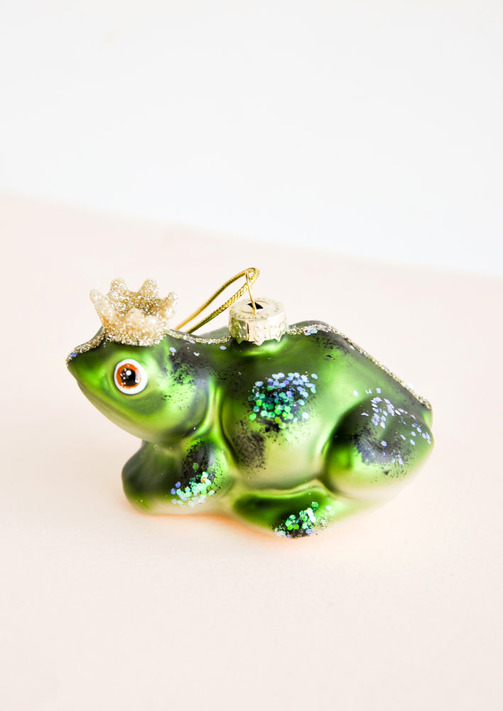 1: Frog Prince Ornament in  - LEIF
