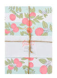Fruits + Flowers Notebook Set - LEIF