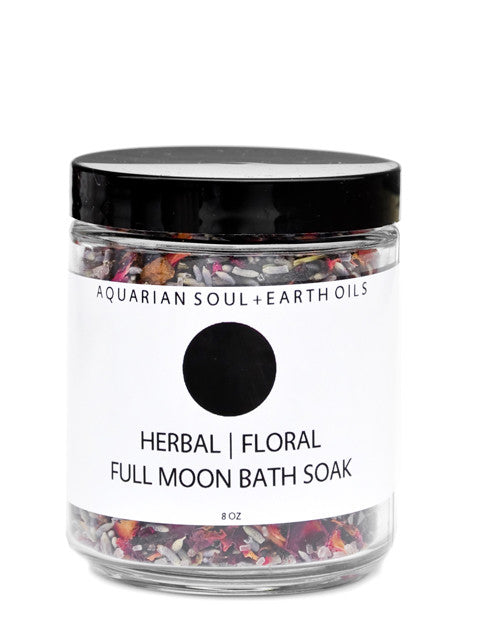 Full Moon Bath Soak - LEIF