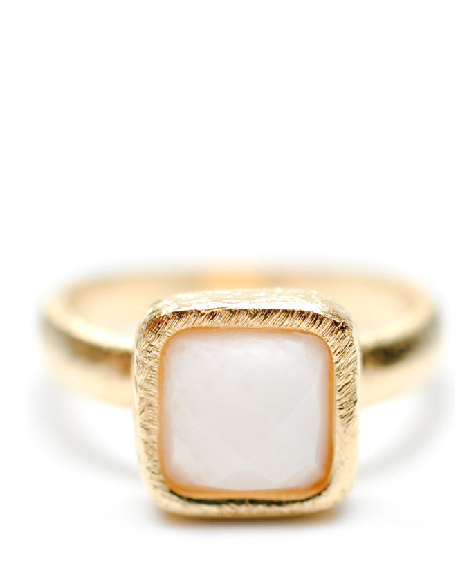 Geo Dolomite Ring - LEIF
