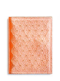 Geo Metallic Leather Card Case - LEIF