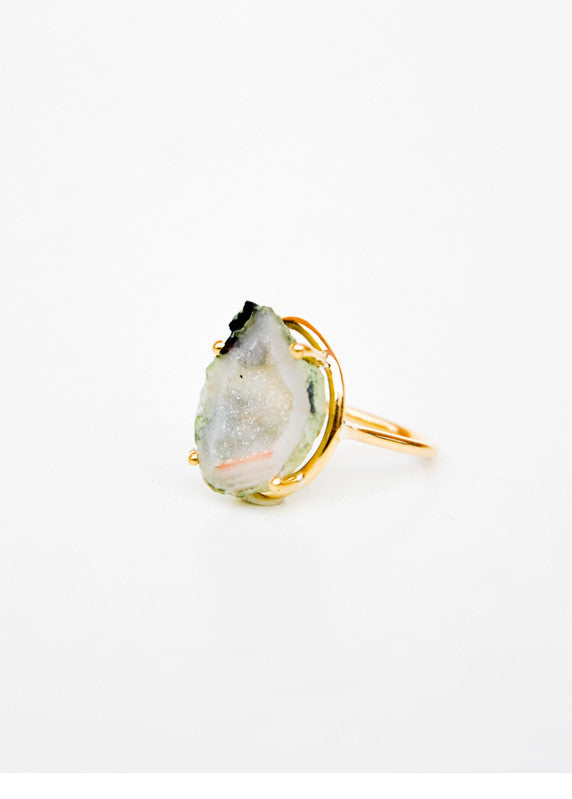 Geode Claw Ring - LEIF
