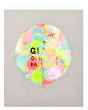 Giant Confetti Balloon Kit - LEIF