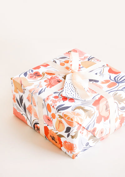 Gift Wrapping in  - LEIF